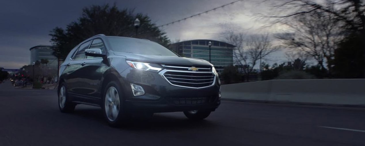 Chevrolet Equinox - Performance de tu SUV