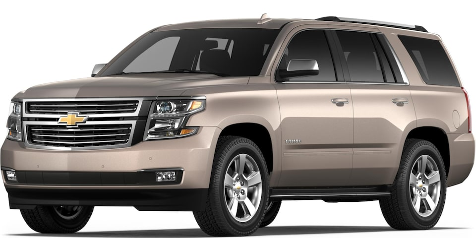 Chevrolet Tahoe - Tu Camioneta Color Champagne