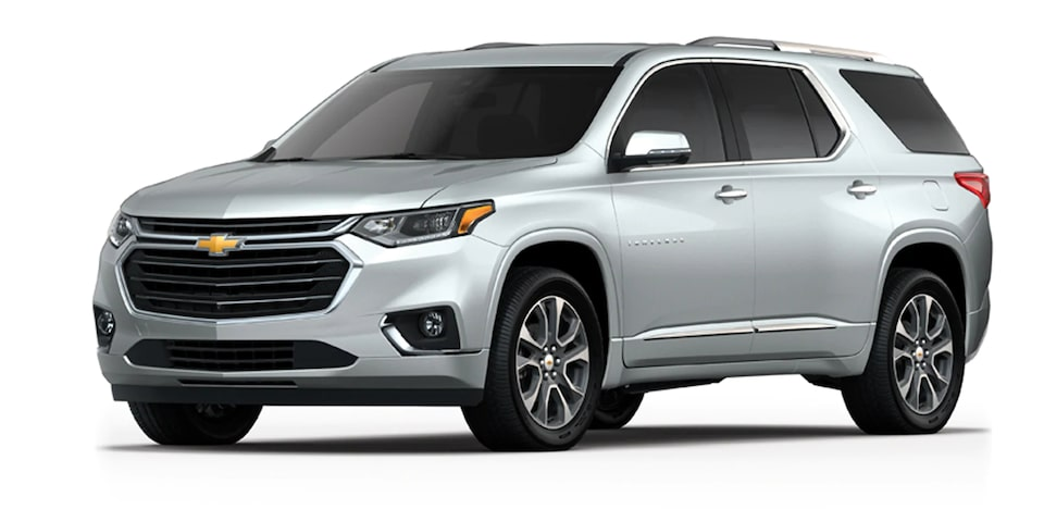 Chevrolet Live Store | Traverse