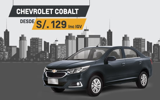 Chevrolet - Vitrina Virtual Cobalt