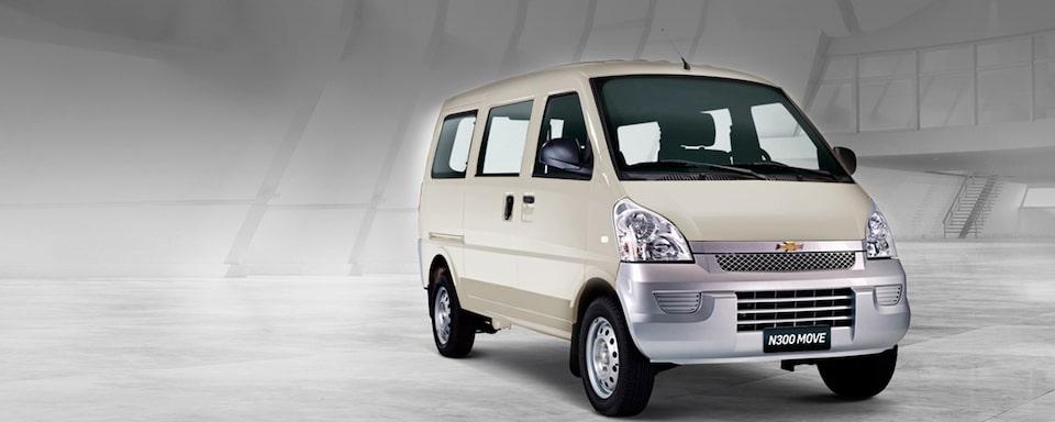 Vans Chevrolet